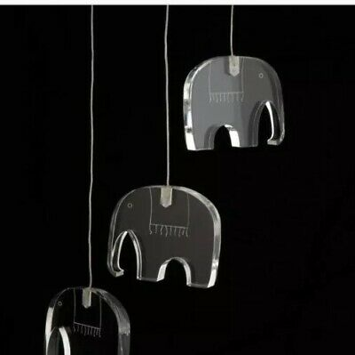Delight Decor Elephant  Glow Light Mobile New