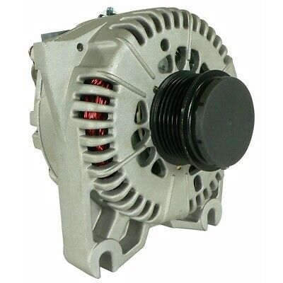 NEW ALTERNATOR HIGH OUTPUT 200 Amp 4.6L FORD MUSTANG 2003 2004  COBRA MACH 1