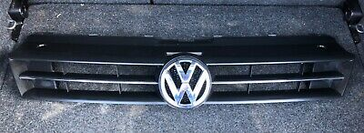 Volkswagen Polo upper front main grill with VW badge 2010 genuine