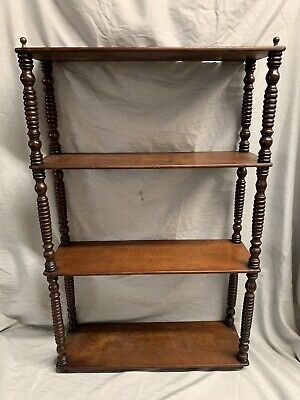 Antique Vintage Victorian Hanging Wall Shelf
