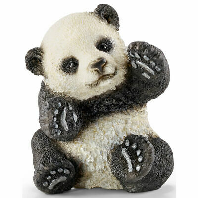 Schleich Panda Cub, Playing Animal Figure - New in Packaging