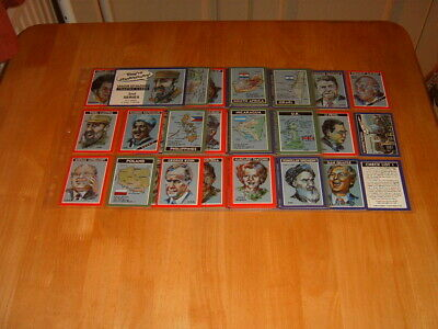 Complete set of 54 League Of Nations Series 2 1990Trading Cards
