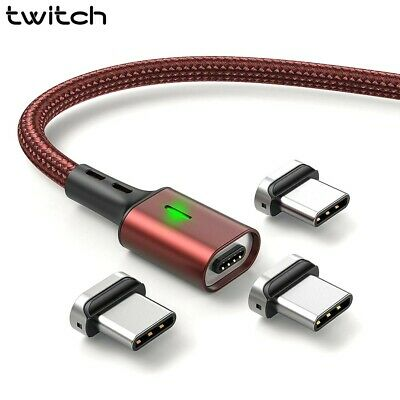 Long Braided USB Quick Charger Data Charging Cable for all phones