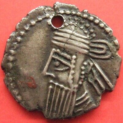 Parthian Kings Vologases IV (AD 147-191), Silver Drachm;
