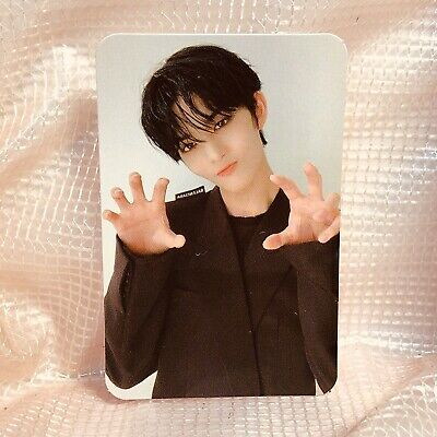 Jin Young Official Photocard CIX 1st EP Album Hello Stranger A