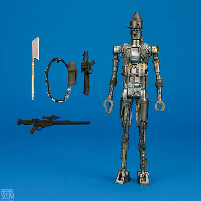(6-INCH) IG-88 Star Wars THE BLACK SERIES ARCHIVE Action Figure 2019 (LOOSE)