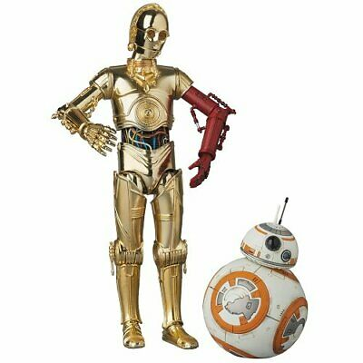 MAFEX  C-3PO & BB-8 SET Star Wars / The Force Awakens ABS&ATBC-PVC Action Figure
