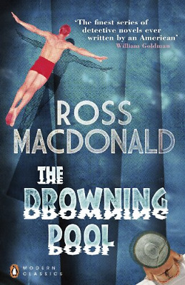 The Drowning Pool (Penguin Modern Classics), Macdonald, Ross, Good Condition Boo