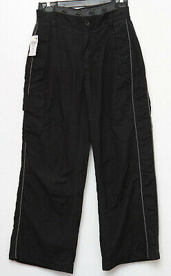 Next 10 yrs black boys trousers cargo style tagged brand new