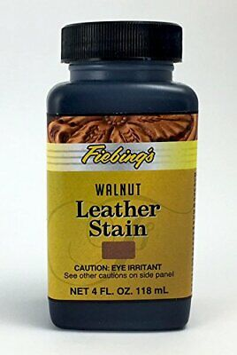 Fiebings Leather Stain 4oz (118ml) - all colors