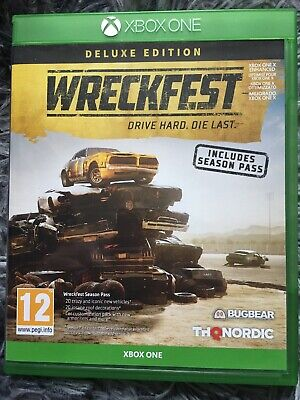 wreckfest deluxe edition Xbox One LN Cheapest 🔥🔥🔥🔥🔥🔥