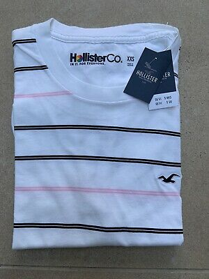 BNWT Hollister By Abercrombie & Fitch Mens/boys T Shirt. XXS