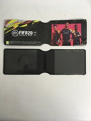 Fifa 20 - Card wallet - PS4 Xbox one Accessory. Brand New, Free P&P.