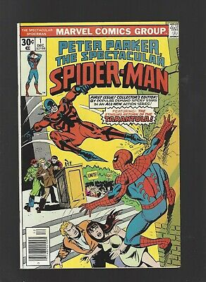 Peter Parker The Spectacular Spider-Man (Marvel) (1976) # 1