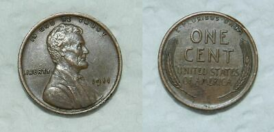 U.S.A.  LINCOLN WHEAT PENNY / ONE CENT 1911 P - aEF - NICE