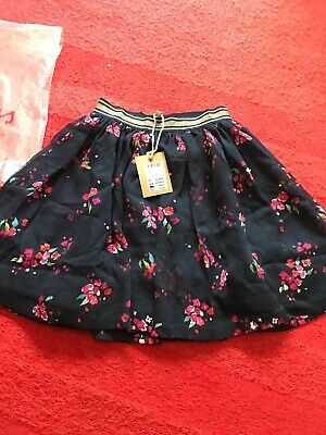 NEW Joules Skirt 7-8Yrs BNWT Girls Clothing Party Summer Holidays Tutu