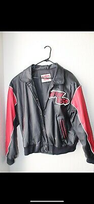 Limited Betty Boop Leather Jacket by Montana Toons Size Large