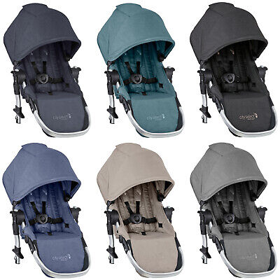 Second Seat Attachment For 2019 Baby Jogger City Select Stroller with Adapters
