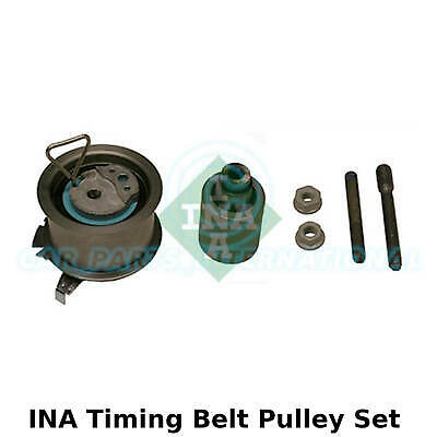 INA Timing Belt Pulley Set Kit - 530 0201 09 - OE Quality