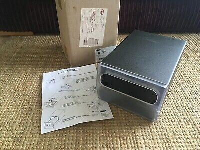 Vollrath Large Black & Clear Napkin Dispenser Brand New in Box