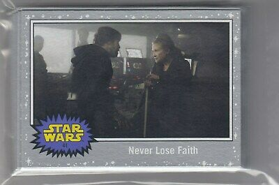 2019 Topps Star Wars Journey To Rise Of Skywalker Silver Border 12Ct Lot Bv$18
