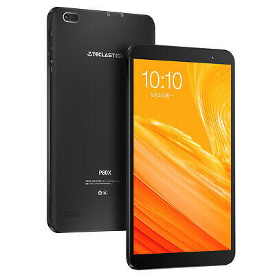 """Teclast P80X 8.0 """"4G Phablet Tablet PC Android 9.0 Octa Core 2GB 32GB WiFi 3G"""