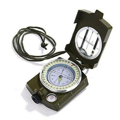 GWHOLE Compass Waterproof with Pouch Lanyard