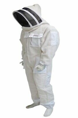 3 layer full body ventilation Beekeeping Suit - size X large