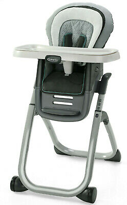 Graco Baby DuoDiner DLX Convert Infant Booster Highchair Mathis New