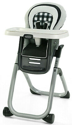 Graco Baby DuoDiner DLX Convert Infant Booster Highchair Kagen New