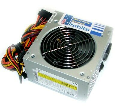 COOLERMASTER (THERMALMASTER) 420W ATX POWER SUPPLY SILENT 12CM FAN 6 PIN PCIe