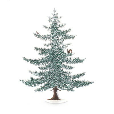 Made of Pewter, Fir Winter 20 cm - Wilhelm Schweizer -