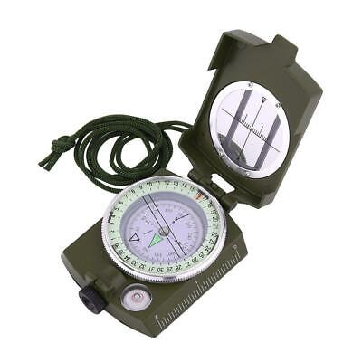 Sportneer Military Lensatic Sighting Compass with Carrying