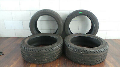 4 Sommerreifen 225/45R17 94W Ovation VI 388 DOT 4617 5-6mm