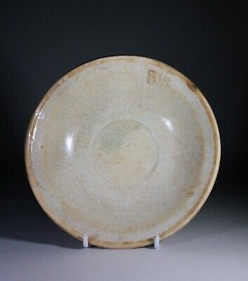 Antique Chinese Crackle Glazed Bowl Song Dynasty