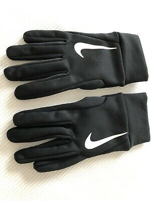 Nike Boys Gloves Junior Football Running Training Sport Cold Weather Winter kids