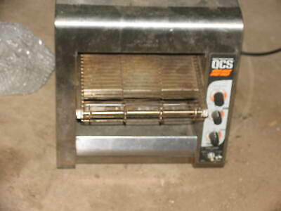 Star - QCS-2-800A - Conveyor Toaster 800 Slices