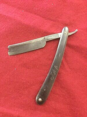 Antique Wade And Butcher  Straight Razor