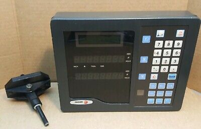 Fagor NV 200 MRS Digital Readout Control Panel NVP-200M DRO