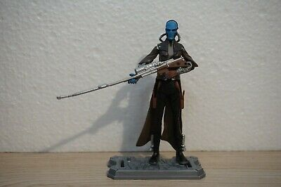Hasbro Star Wars Cad Bane Bounty Hunter Clone Wars 3.75 Loose Action Figure Toy