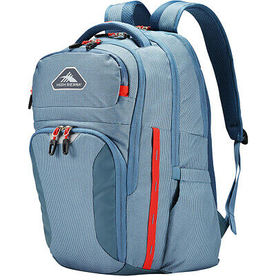High Sierra Autry Laptop Backpack 5 Colors Business & Laptop Backpack NEW