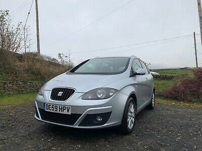 SEAT Altea XL SE TDI 5-Door DIESEL MANUAL 2010