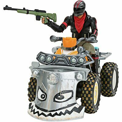 Fortnite Quadcrasher Vehicle and Figure Playset