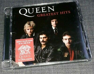 Queen - Greatest Hits Volume one (2011 REMASTERED CD ALBUM ) 17 Tracks