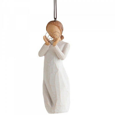 NEW Lots of Love Figurative Hanging Ornament - Willow Tree by Susan Lordi