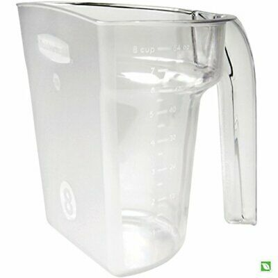 Rubbermaid Rubbermaid Safety especially scoop 2000mL 9G54 polycarbonate China B