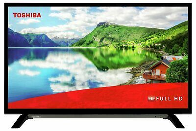 Toshiba 32 Inch Smart Full HD LED TV with HDR