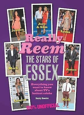 (Very Good)-Really Reem: The Stars of Essex (Paperback)-Bowden, Becky-1907823255