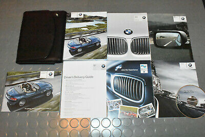 2011 BMW Z4 Owners Manual - Set (Manual Covers Navigation)