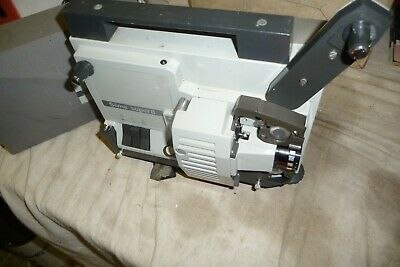 Cine film projector SILMA 128 super 8 + LEAD